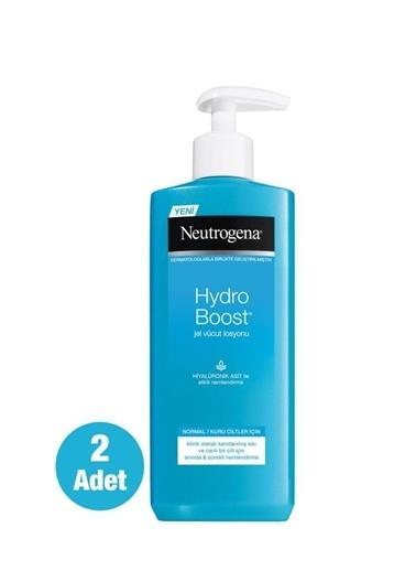 Neutrogena Hydro Boost Vücut Losyonu 400 Ml X 2 Adet Renksiz